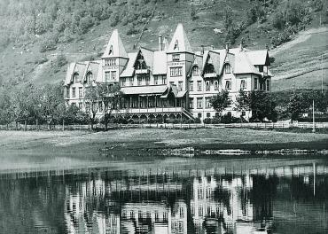 ærverdig hotell vestlandet